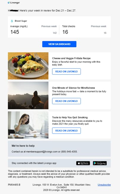 Keep in mind subscribers' privacy when using email personalization tactics